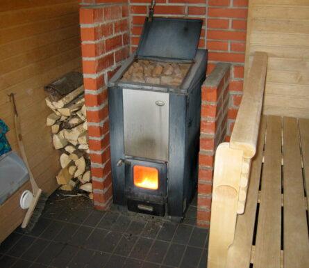 Müüa sauna- ja suitsuahjud, boilerid.